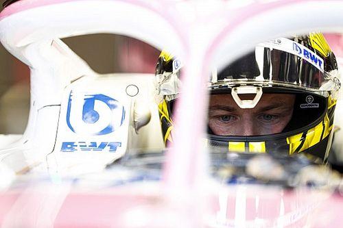 Hülkenberg en Carpenter in gesprek over IndyCar-test