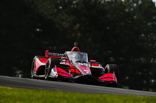 IndyCar: Palou sale desde la segunda línea en el domingo de Mid-Ohio