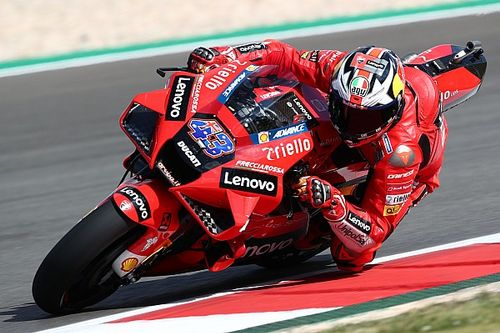 """Miller """"in the trenches"""" after poor MotoGP run"""