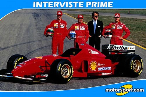 """Larini: """"Schumacher non mi ha voluto come compagno in Ferrari"""""""