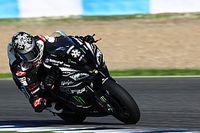 Tes Portimao, Rea Uji Coba Banyak Peranti Kawasaki