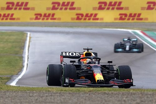 Emilia Romagna GP: Verstappen wins, Hamilton recovers to second
