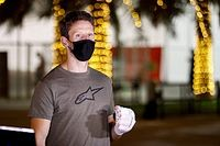 Grosjean wil privétest F1 als terugkeer Abu Dhabi niet lukt