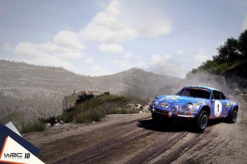 Sale a la luz el primer vistazo del nuevo videojuego WRC 10