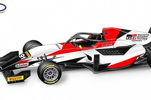 Dudu Barrichello correrá na Fórmula 3 Regional Europeia em 2021