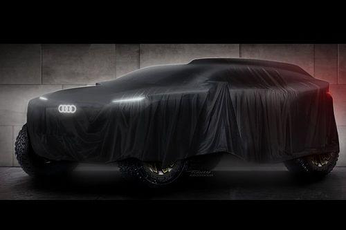Audi explains decision to quit Formula E in favour of Dakar