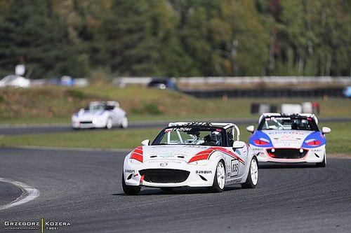 Pierwszy incydent w Mazda MX-5 Cup Poland