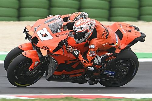 Iker Lecuona Geram Diganti Raul Fernandez Saat Tes MotoGP Misano