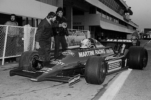 What could have been: When a top team boss missed a dream F1 test