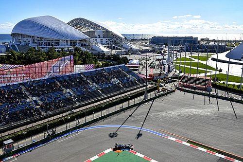 Volledige uitslag: Formule 1 Grand Prix van Rusland