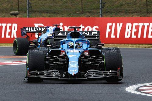 ¡Alonso vuelve a liderar un Gran Premio siete años después!
