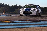 Bottas gana en Francia su primer rally