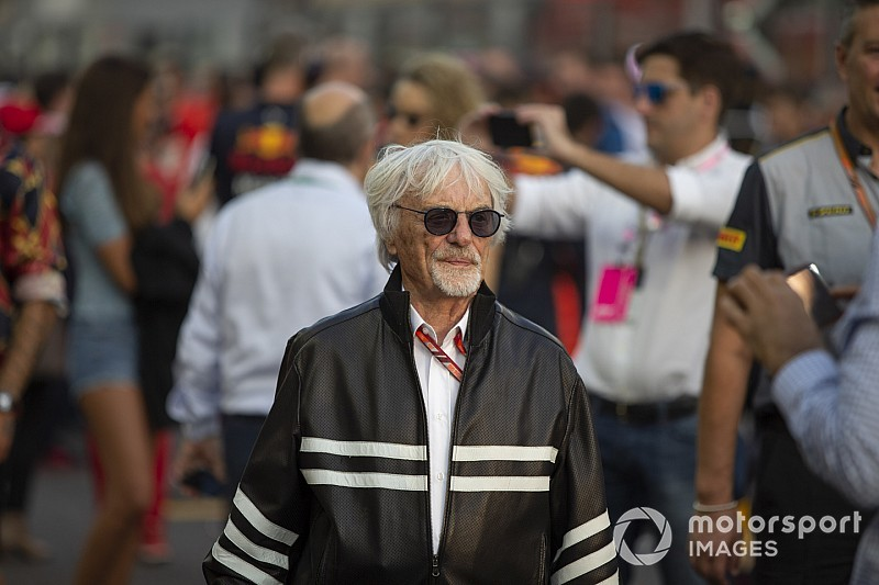 Liberty blames Ecclestone for F1's calendar issues