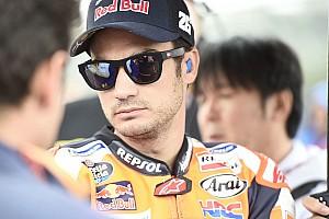 Quitter le MotoGP?
