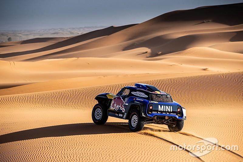 Así se monta el MINI Buggy de Carlos Sainz, paso a paso