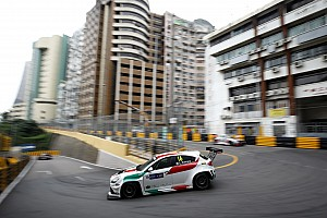 Le Alfa Romeo di Ceccon e Ferrara conquistano la Top10 a Macao