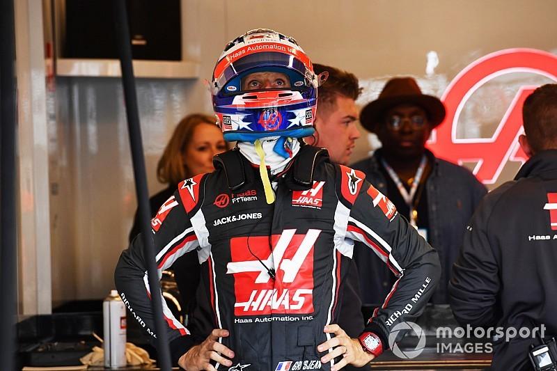 Pénalisé au Mexique, Grosjean flirte avec la suspension