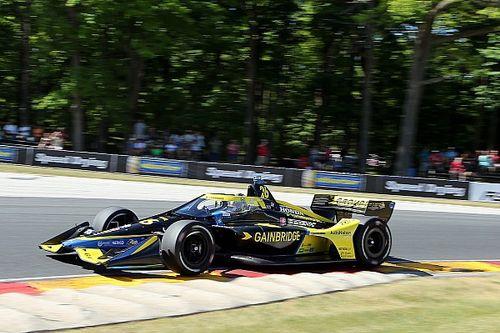 Road America IndyCar: Herta tops final practice
