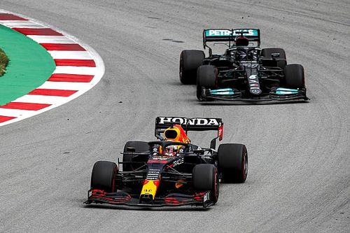 What the Spain result tells F1 about the next phase of the Mercedes/Red Bull title fight