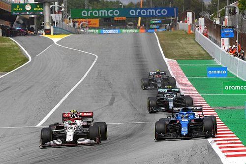 Alonso Akui Salah Pilih Strategi di GP Spanyol