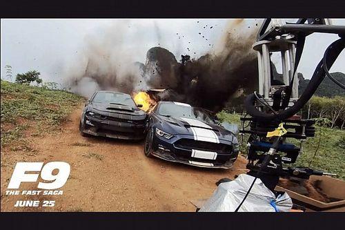Fast & Furious 9, il dietro le quinte di tutti gli incidenti