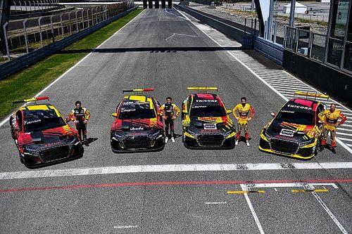 WTCR: Audi in livrea mimetica per l'esordio della RS 3 2021