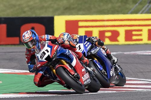 Honda suffering from 'unrealistic expectations' in WSBK