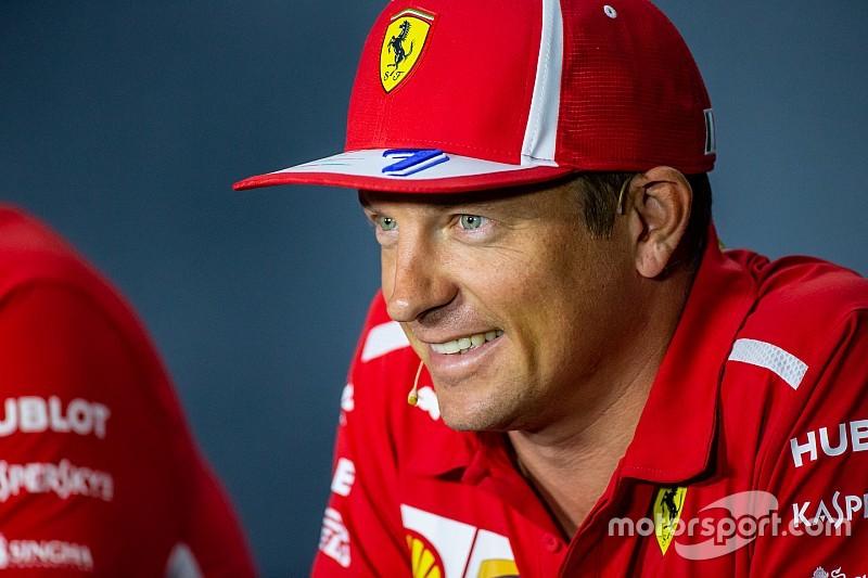 Raikkonen retorna à Sauber e permanece na F1 em 2019