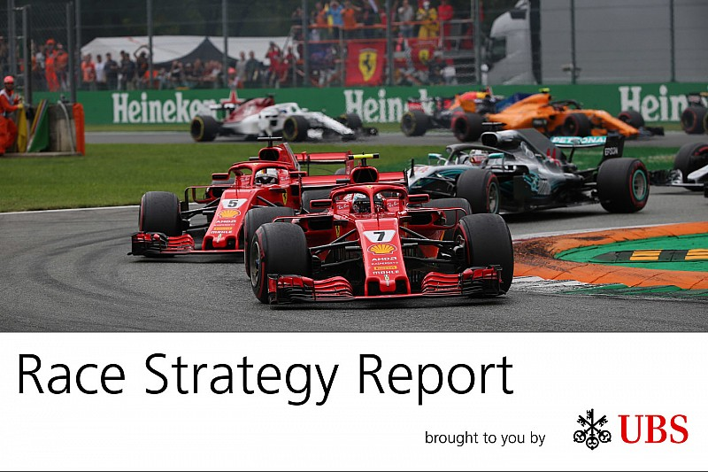 Strategy Report: How Ferrari's battle plan fell apart
