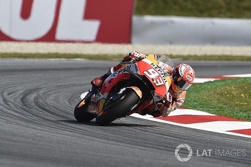 Red Bull Ring, Libere 4: Marquez svetta ancora, ma le Ducati di Lorenzo e Dovizioso sono vicine