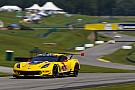 VIR IMSA: Milner tops third practice for Corvette