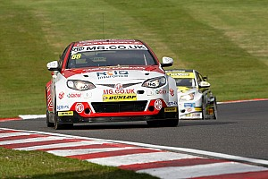 BTCC Breaking news MG withdraws appeal against Cook exclusion