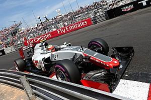 Formula 1 Qualifying report Gutiérrez starts ahead of Grosjean on the Monaco GP