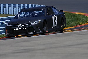 """NASCAR Cup Testing report Repaved WGI producing """"hold your breath"""" moments for drivers"""