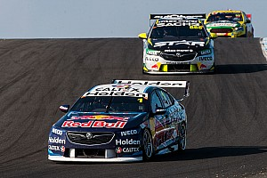 Supercars Breaking news Triple Eight explains curious ZB Commodore pace deficit