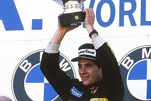 Formula 1 Özel Haber Galeri: Ayrton Senna'nın 33 sene önce kazandığı ilk F1 zaferi