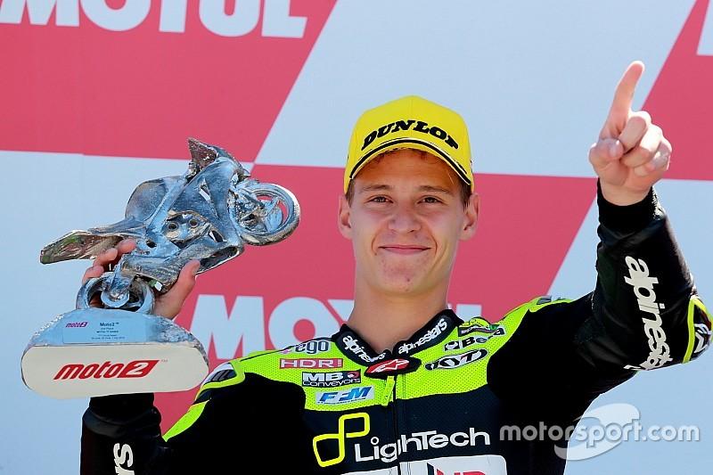 Jarvis confirma a Morbidelli y Quartararo como pilotos del Petronas-Yamaha
