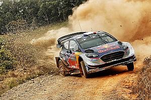 WRC News Klares Bekenntnis: Ford wieder als Werk in der WRC
