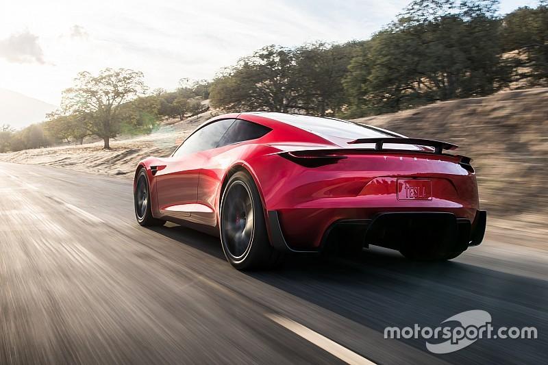 Koenigsegg розчарований розгоном Tesla Roadster