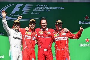 Formel 1 Fotostrecke Alle Formel-1-Sieger des GP Brasilien in Sao Paulo seit 2000