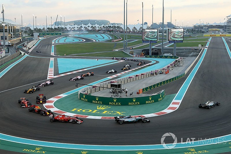 Regional break-up of F1 calendar put on hold