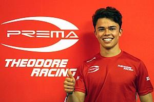 FIA F2 Últimas notícias Protegido da McLaren, De Vries se junta à Prema em 2018