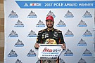Truex snags Kansas pole over Harvick