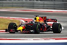 Ricciardo vise la victoire à Austin
