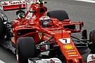 Raikkonen: 2017 F1 sezonu istediğim gibi geçmedi
