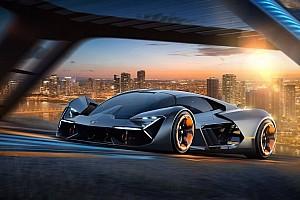 Automotive Nieuws Dit is de toekomst volgens Lamborghini