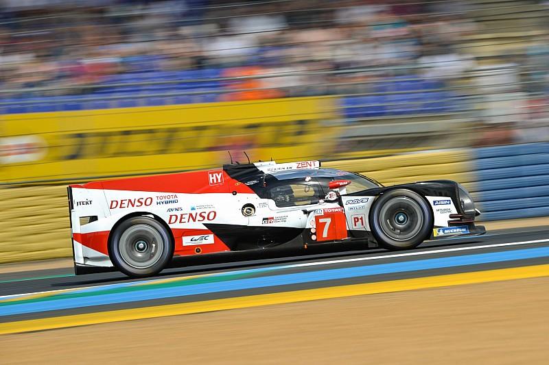 Toyota aún debe mostrar su verdadera velocidad ante los LMP1 privados