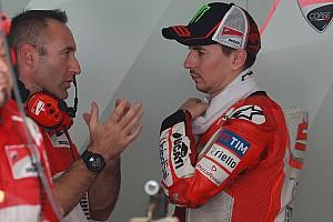 MotoGP Preview Lorenzo :