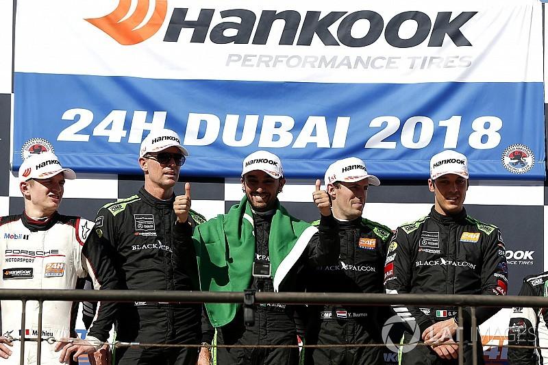 عبدالعزيز الفيصل: فزنا بأصعب سباقات دبي 24 ساعة
