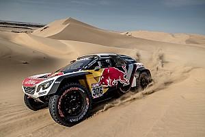 Dakar Rapport d'étape Autos, étape 4 - Victoire de Loeb, soucis pour Al-Attiyah et Despres